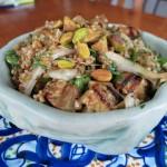 Culinary Ennui? Try Freekeh