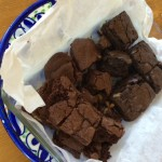 Brownie Taste Test:  Mix, Scratch or Light?