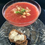 End of Summer Gazpacho